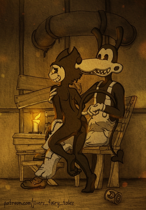 machine the ink and pics bendy Animal crossing new leaf zell