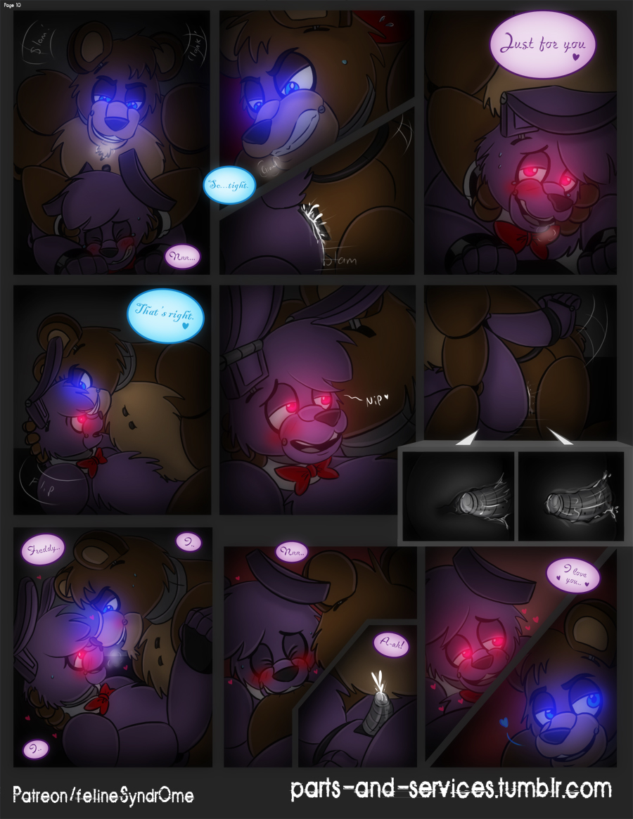 five nights bonnie freddy's at One punch man fanfiction lemon