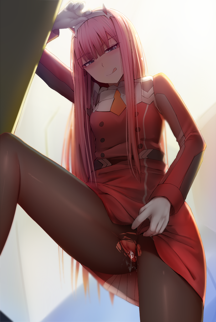 franxx mitsuru darling the in Alps and the dangerous forest game