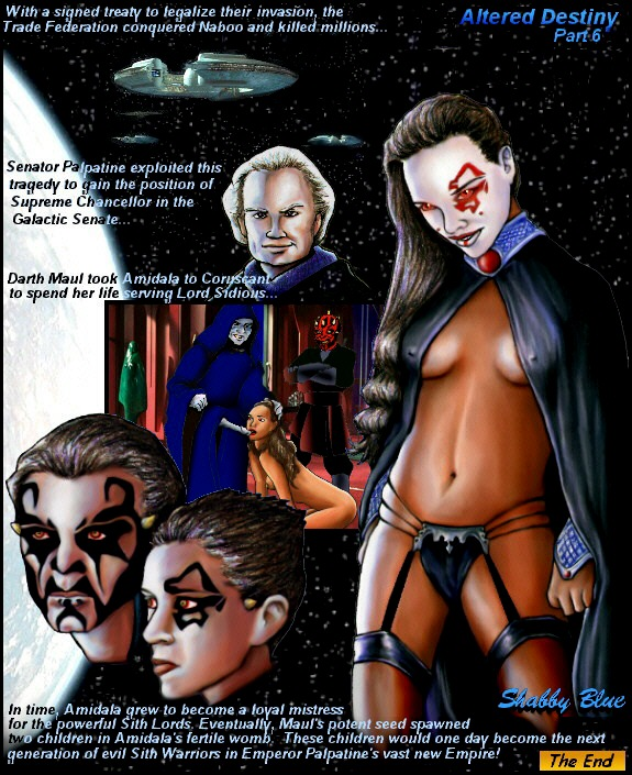 geonosis on shabby padme blue Dnd 3.5 book of erotic fantasy
