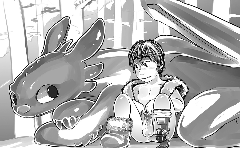 pregnant fanfiction toothless gets hiccup Over the hedge gladys sharp