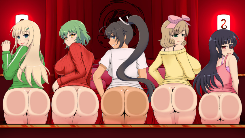 anal line girls up for A link between worlds gulley