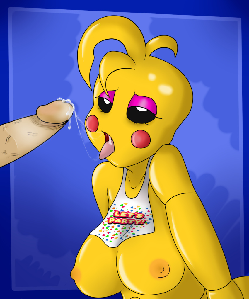 fnaf mangle chica toy and Seven deadly sins diane gif