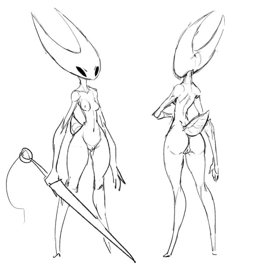 to how hive hollow knight the get into What if adventure time was a 3d anime game nude