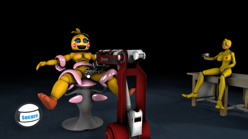 and fnaf mangle chica toy Porn pics of ben 10