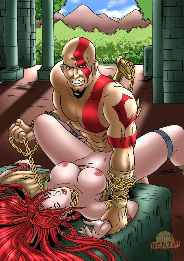 4 faye god of war How to get to herrah the beast